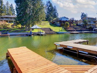 deck and dock repairs in Lake Lanier, Dawsonville & Gainesville, GA
